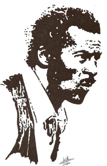 Chuck Berry por malolo